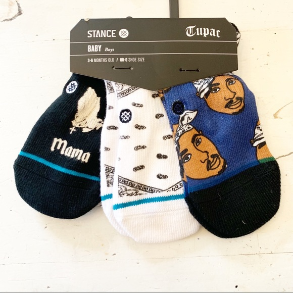 NWT Nike Air Jordan Newborn Baby Socks Size 6-12 months 6 Pairs L@@K!!